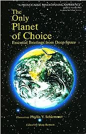 The Only Planet Of Choice Book Cover